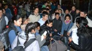 Alumnos saladeños viajaron a Tecnópolis