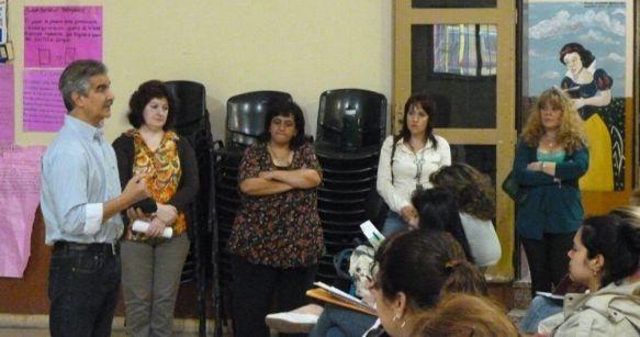 Exitosa jornada postítulo de AMET sobre pedagogía hospitalaria y domiciliaria
