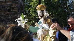 Canteros destacó la autenticidad de las fiestas patronales