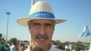 AMET en alerta y movilización: Rufino por el interior para coordinar reclamos