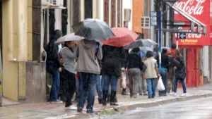 Continúa el alerta meteorológico por fuertes lluvias para Corrientes