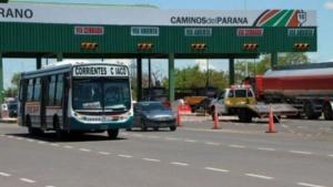 Chaco-Corrientes: $8,25 y 10 pesos serían las nuevas tarifas