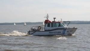 Embarcación dio vuelta en el Paraná y hay un desaparecido