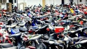 Detectaron irregularidades en un depósito de motos de la Comuna