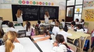 Provincias ofrecerán en la paritaria docente un aumento del 18%