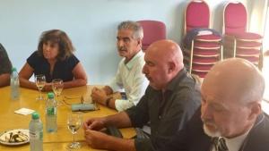 """Los cinco gremios conforman Frente Nacional Docente para """"unificar la lucha contra el ajuste"""""""