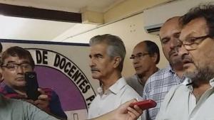 Arco gremial docente convoca a una concentración en Plaza 25 de Mayo