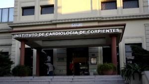 El policía herido se encuentra en el cardiológico en estado reservado
