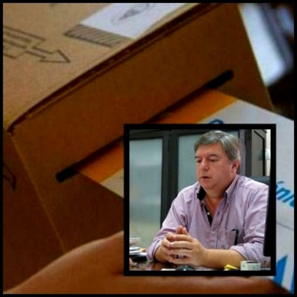 """""""Las elecciones se realizarán el 4 de junio con BUE"""", ratificó Sierra"""
