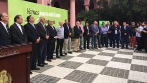 Nación entregó subsidios a clubes correntinos y realizaron anuncios