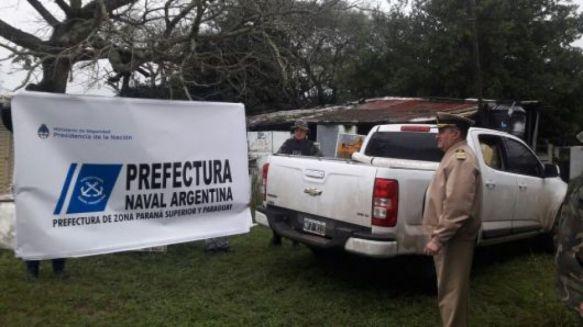 Prefectura secuestró marihuana por 10 millones de pesos