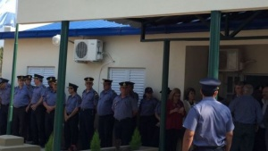 Inauguraron refacción y ampliación de la Comisaría del San Gerónimo