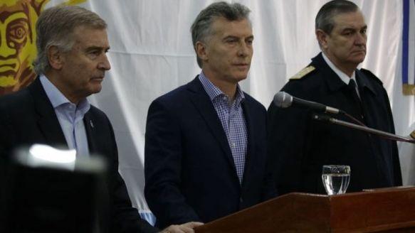 El presidente Macri suspendió su agenda y grabará un mensaje