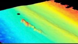 La imagen detectada a 477 metros no es del ARA San Juan