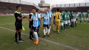 Gimnasia se llevó de Corrientes una merecida victoria ante Mandiyú