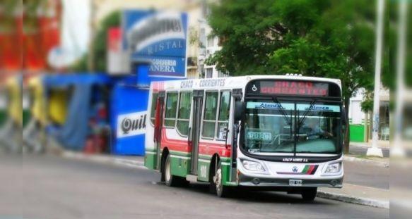Por paro de UTA habrá servicio reducido de colectivos Chaco-Corrientes