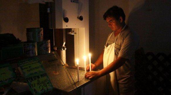 Cortes programados de energía eléctrica en varias localidades