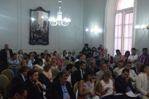 Media sanción al Pacto Fiscal y a la emergencia fitosanitaria