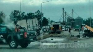 Tres curuzucuateños murieron en un siniestro vial en Santa Fe