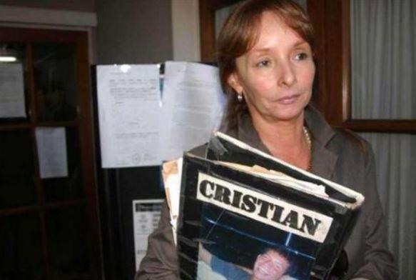 """""""La justicia de Portugal me negó poder hablar con Lhormann; sólo quiero que me diga dónde está mi hijo"""""""