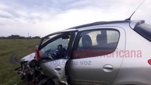 Ruta Nacional 12: niña de 7 años murió tras un grave accidente entre dos automóviles y un camión