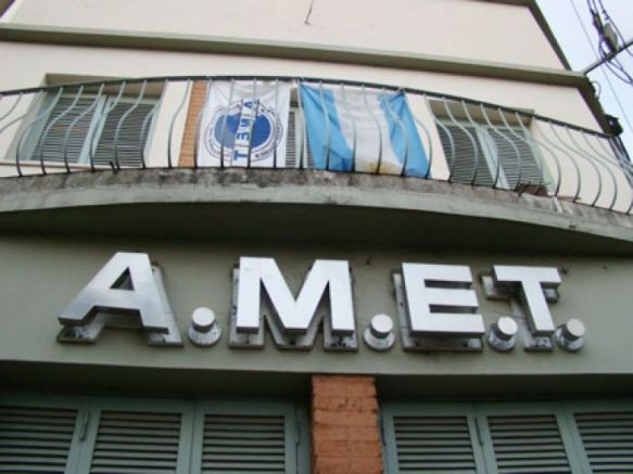 Fuerte reclamo de A.M.E.T. al Ministerio de Educacion