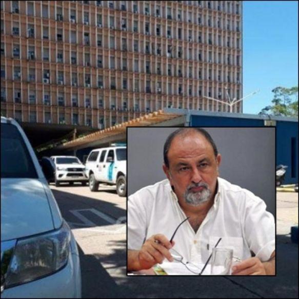 """""""Es un golpe muy duro para la política y la gente del Chaco"""""""