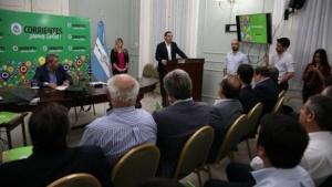 Presentaron a los municipios un proyecto de gestión de residuos