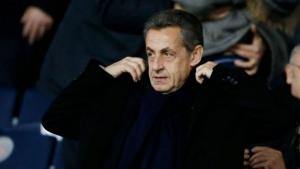 Detuvieron al ex presidente de Francia Nicolas Sarkozy