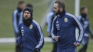 Argentina-Italia, amistoso internacional rumbo a Rusia 2018