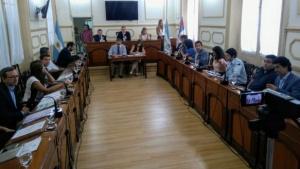 El Concejo Deliberante llama a sesión especial para este lunes 9