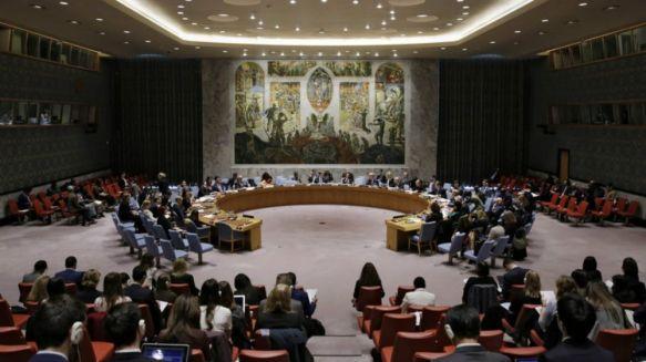 La ONU rechazó condenar a EE UU, Francia y Reino Unido
