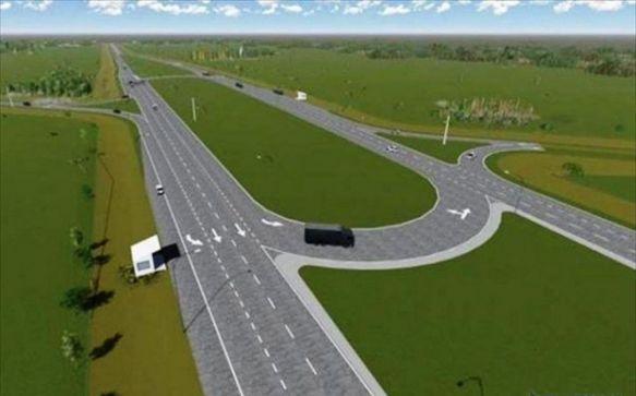 Vialidad Nacional formaliza hoy el inicio de obras de Autovía