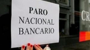 Bancos: Sigue el paro y el gremio insiste en una mejora salarial