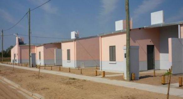 Rodríguez adelantó que el viernes se sortearían las casa del Ponce
