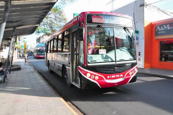 En Corrientes: la UTA inscribió paro de colectivos para el 8 de mayo
