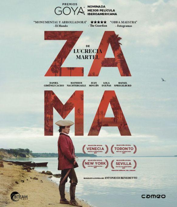 """Premios Platino 2018: La argentina """"Zama"""" ya ganó tres galardones"""