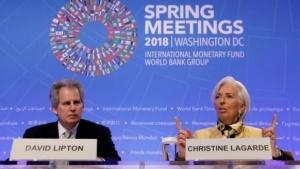 El directorio del FMI analizará la ayuda financiera a la Argentina