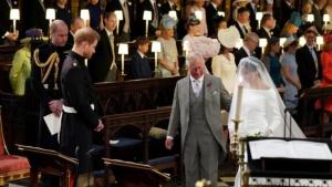 El príncipe Harry y Meghan Markle se casan ante los ojos del mundo