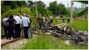 Dos argentinos murieron en la tragedia aérea de La Habana