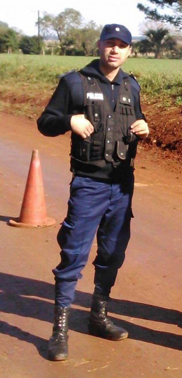 Está fuera de peligro el policía agredido de un machetazo