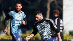 Argentina-Haití: El amistoso se jugará el martes desde las 20
