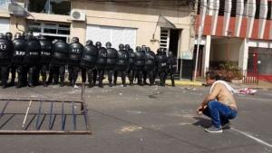 """PADRES DE TAMARA A LA COMISARÍA: """"ES UNA """"CORTINA DE HUMO"""" INCOMPRENSIBLE E INJUSTA"""""""