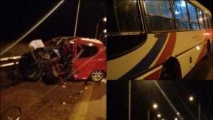 Tragedia en Virasoro: una persona falleció tras un triple choque