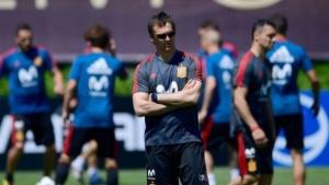 España: despidieron al entrenador a un día del inicio Mundial