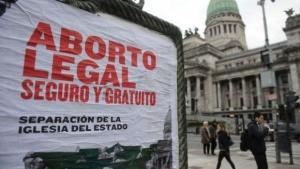 Se vota hoy el aborto legal y la clave estará en los indecisos