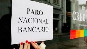 Paro nacional: cómo trabajarán los bancos el 25 de junio