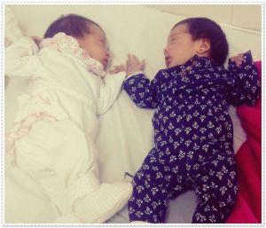 Campaña solidaria para las trillizas que nacieron en el Neonatal