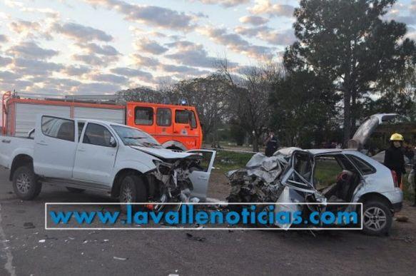 Murieron en un choque y familiares piden detención del conductor
