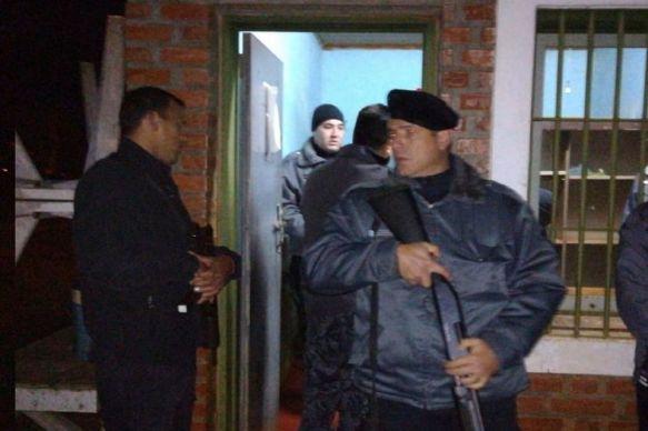 Misiones: un grupo comando brasileño intentó copar una cárcel